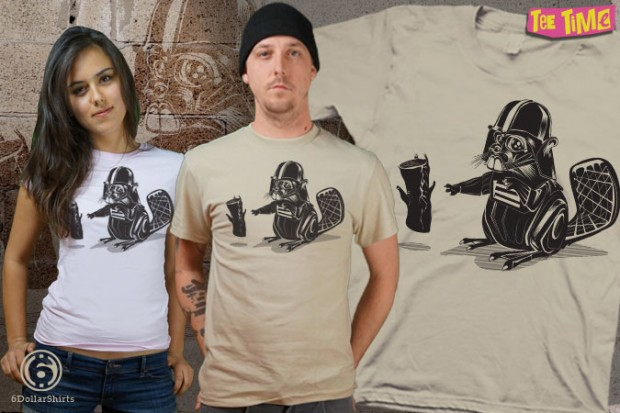 Darth Beaver T-Shirt