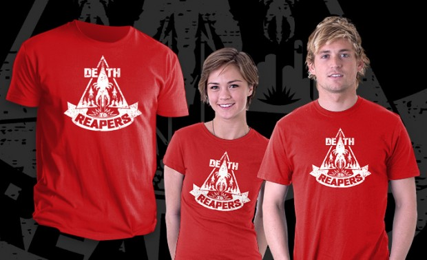 Death To Reapers T-Shirt