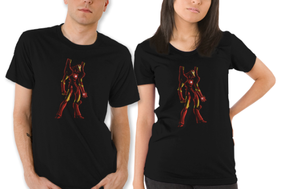 Evangelion Unit Mark IV T-Shirt