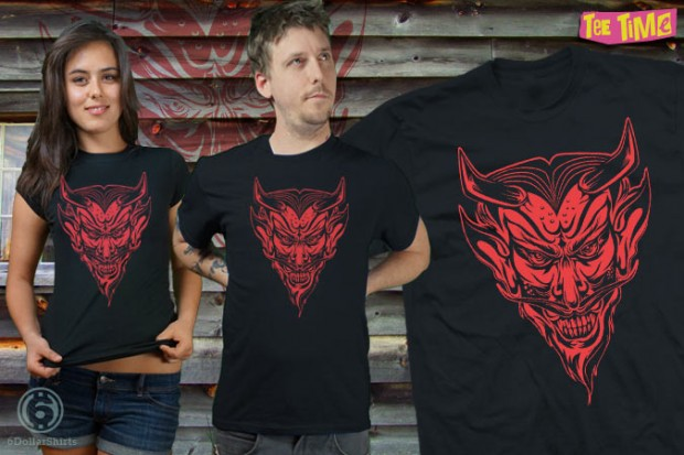 Face the Devil T-Shirt