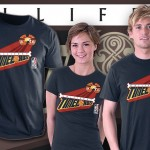 Gallifrey Timelords Doctor Who T-Shirt