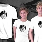 Head of Apple T-Shirt