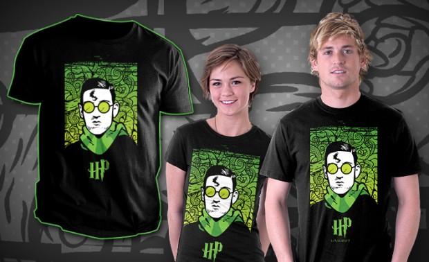 Howard Phillip T-Shirt