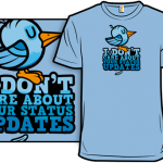 I Got Your Tweet Right Here Twitter T-Shirt