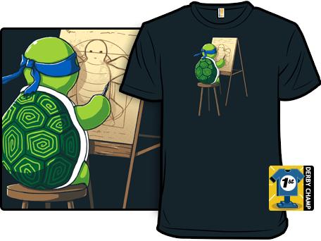Leonardo TMNT T-Shirt