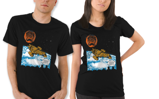 Mystery Space Theater T-Shirt