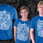 Old Friends Labyrinth T-Shirt