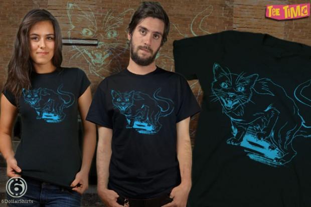 The Black Cat T-Shirt