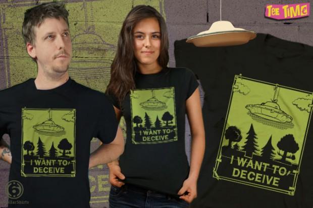The Hoax Files T-Shirt