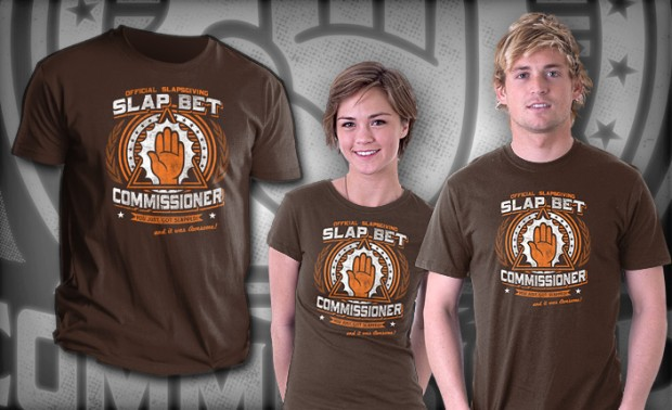 The Official Commissioner T-Shirt