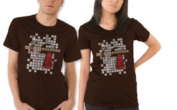 Words with Enemies T-Shirt