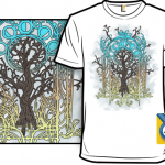 Yggdrasil Tree T-Shirt