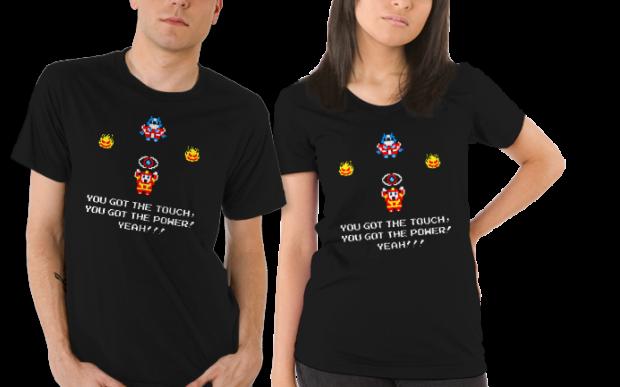 8 Bit Formers Transformers T-Shirt