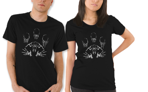 Alien Rhapsody T-Shirt