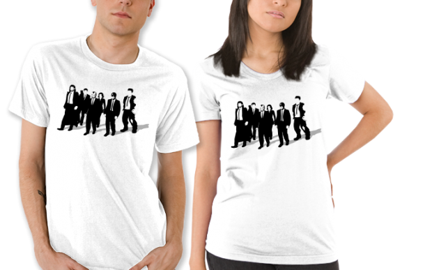 Avengers Reservoir Dogs T-Shirt