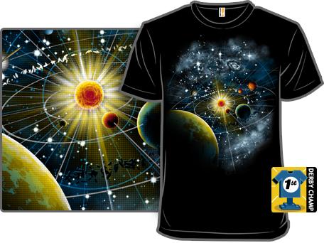 Celestial Playground T-Shirt