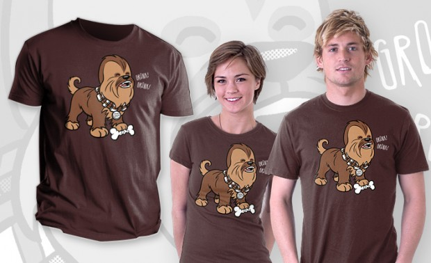 Chew Barker T-Shirt