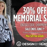 30% Off in Design by Humans Sale