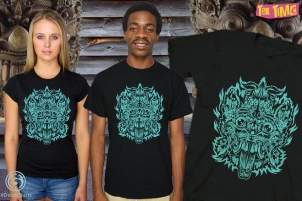 Demon Mask T-Shirt