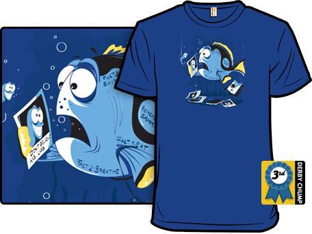 Fish Memory T-Shirt