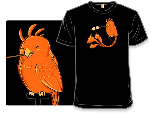 Forever Toasty Phoenix T-Shirt