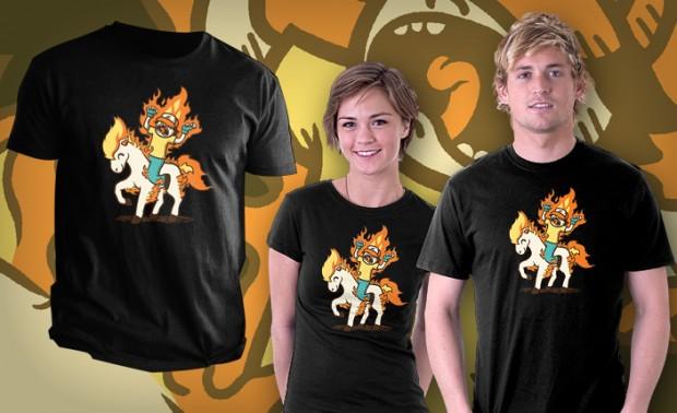 Gotta burn em all T-Shirt