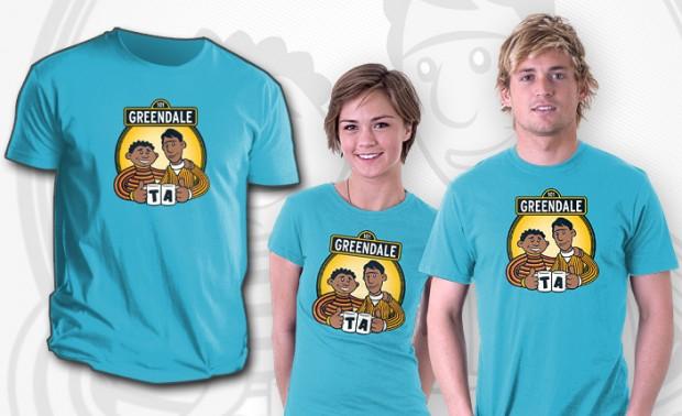Community Greendale Sesame Street T-Shirt
