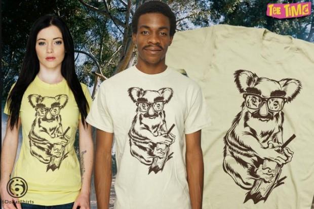 Groucho Koala T-Shirt