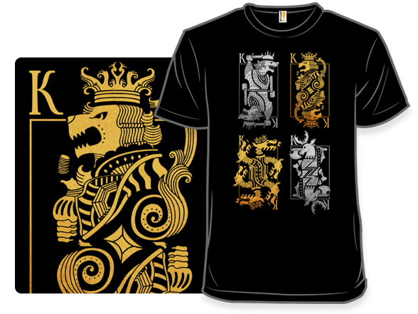 Iron or Gold Game of Thrones T-Shirt
