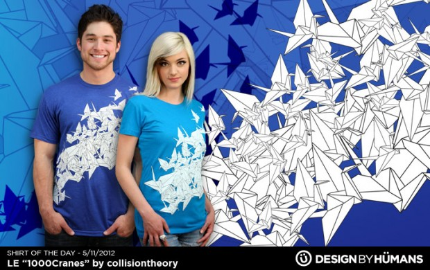 Limited Edition - 1000 Cranes T-Shirt