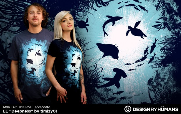 Limited Edition - Deepness T-Shirt