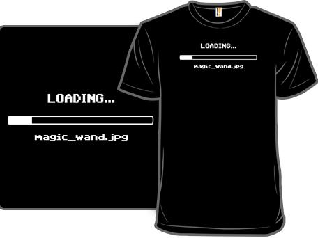 Magic: Loading T-Shirt