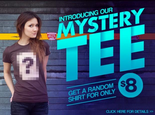 Mystery Tee