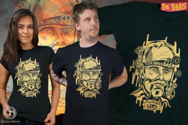 PKD Machine T-Shirt