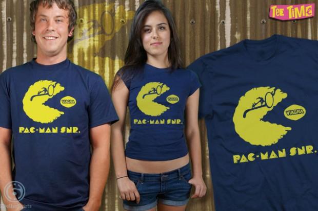 Pac Man Senior T-Shirt