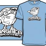 Pangaea: Supercontinent T-Shirt
