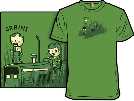 Graiiiinss T-Shirt