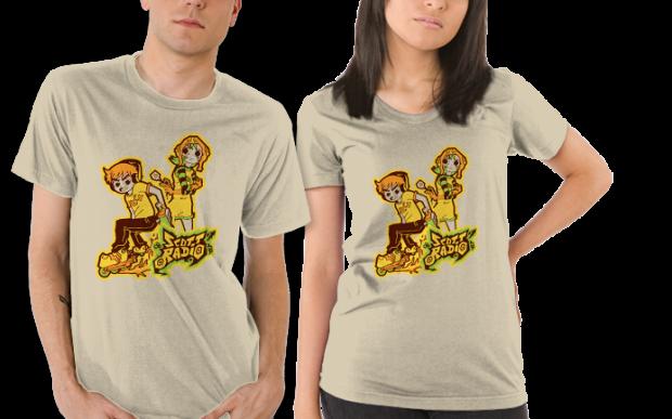 Scott Radio T-Shirt