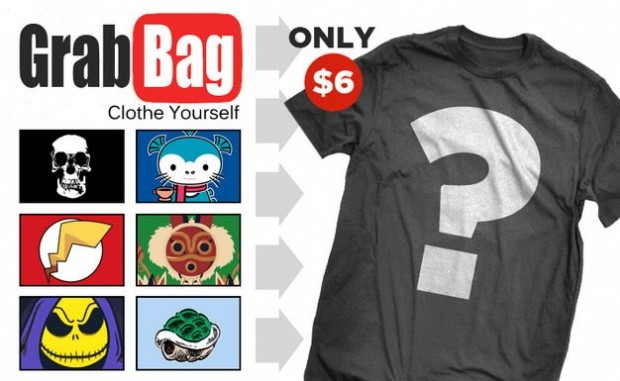 TeeFury Grab Bag