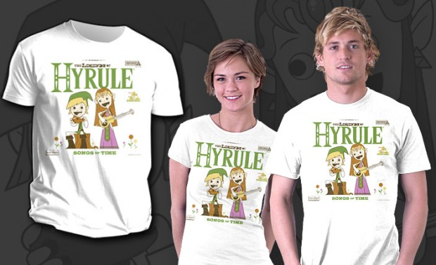 The Legends of Hyrule T-Shirt