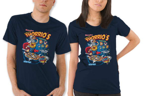 Thorrios Avengers T-Shirt