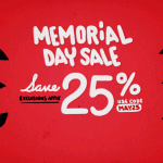 Threadless Memorial Day Sale