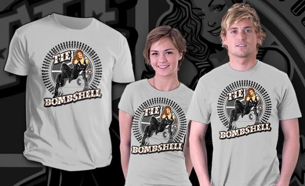 Tie Bombshell Star Wars T-Shirt