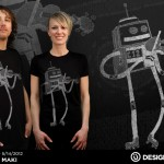Violin Bot T-Shirt