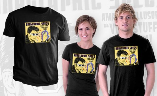 Void Stuff Vision T-Shirt