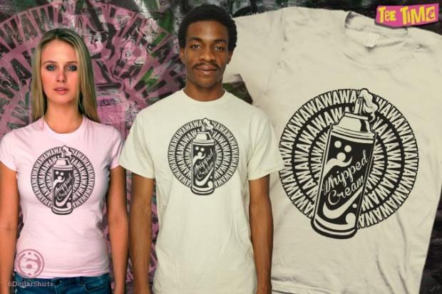 Wa Wa Wa Whip It T-Shirt