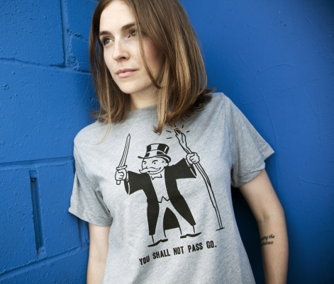 You Shall Not Pass Go Monopoly T-Shirt