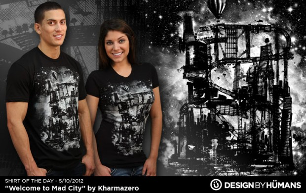 welcome to mad city T-Shirt