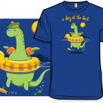 A Day at the Loch T-Shirt