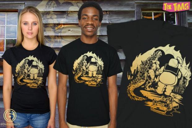 A Puft Zilla Moment T-Shirt